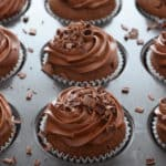Easiest Chocolate Buttercream Frosting