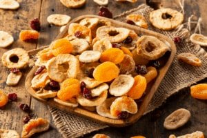 Top 8 Essential Baking Ingredients spices dried fruit