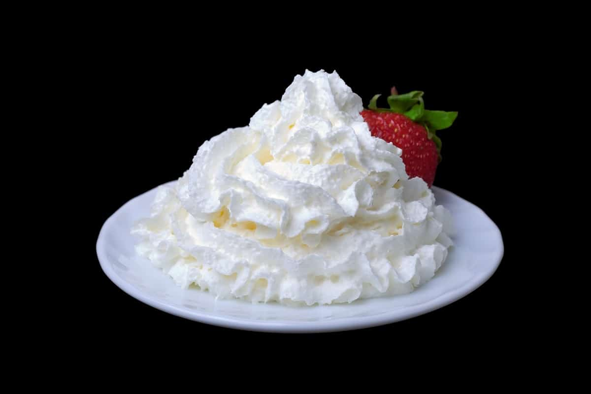 Amazing Whipped Cream with Gelatin Recipe