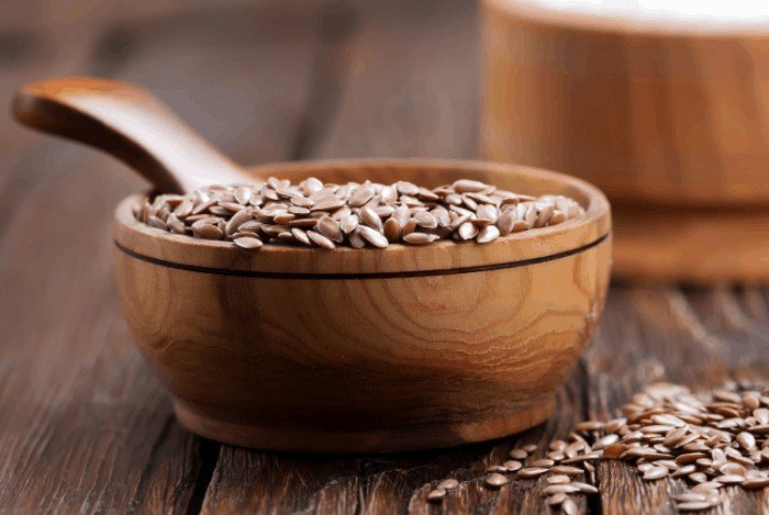 Healthy Egg SubstituteChia Seeds and Flax Seeds