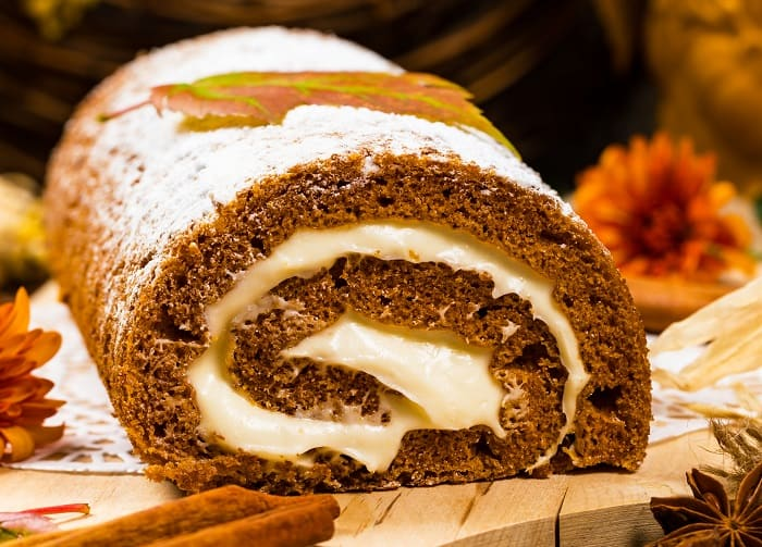 Easy Pumpkin Roll Recipe Using Cake Mix: What is a Roll Cake?