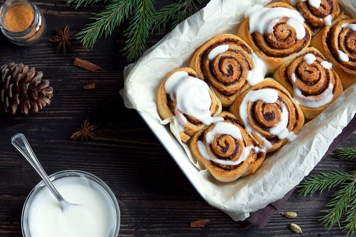 Cinnabon Frosting Recipe Without Cream Cheese: The Process Milk and Cream