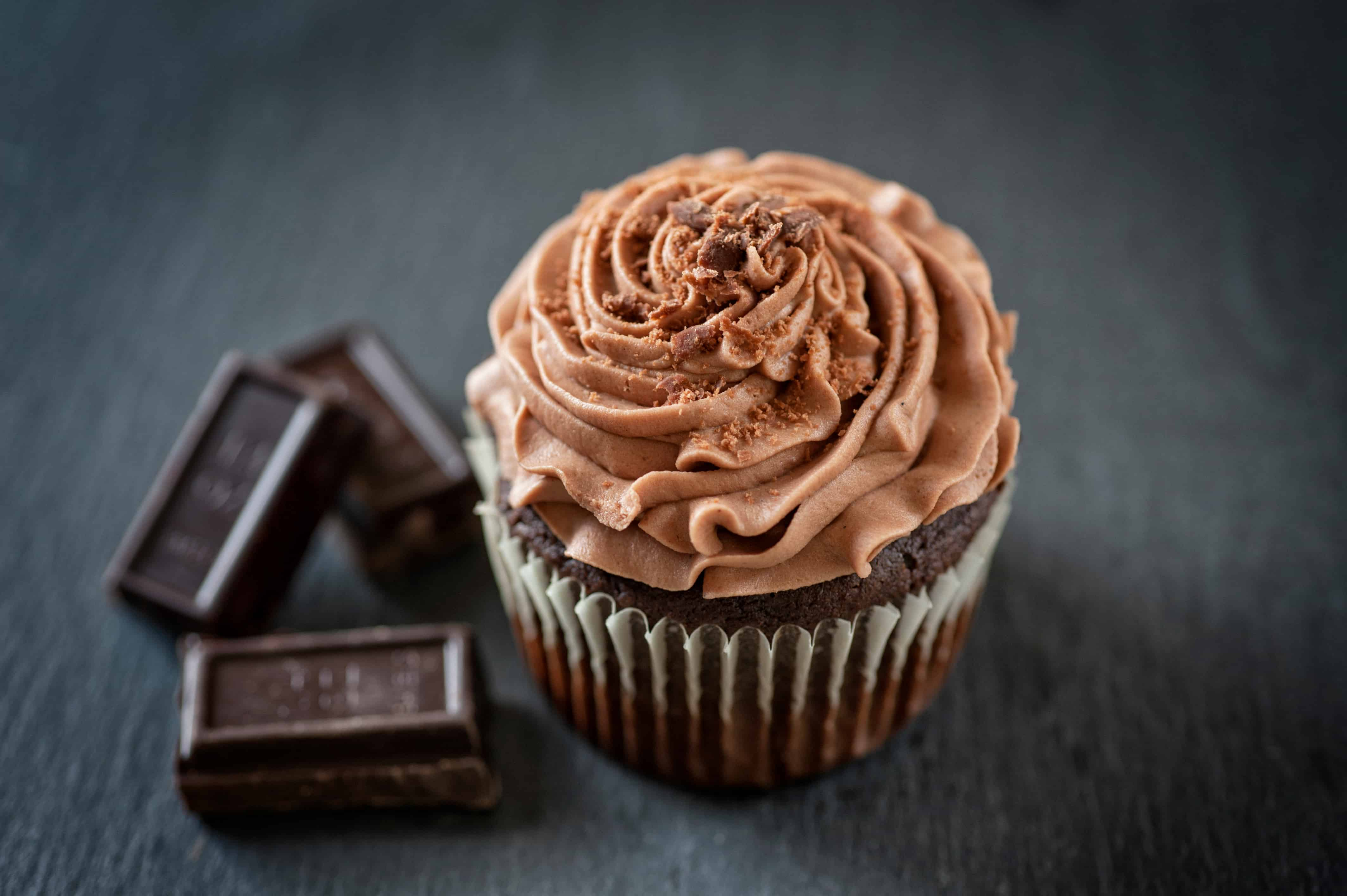 Georgetown Cupcakes Recipe: The Frosting Add Chocolate