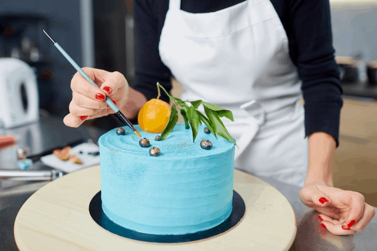 can you freeze buttercream covered cakes