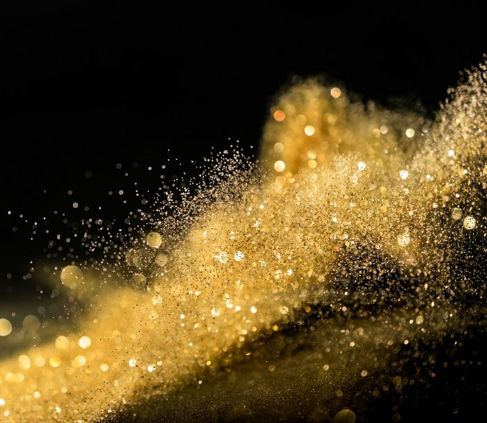 What is Luster Dust?