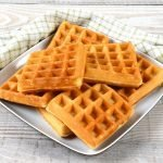 Amazing Golden Malted Waffle Copycat Recipe