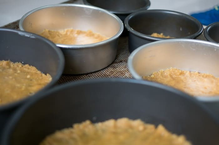 Condensed Milk Cheesecake:Step by Step Instructions