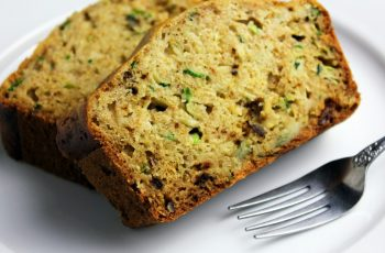 Lemon Zucchini Bread Recipe