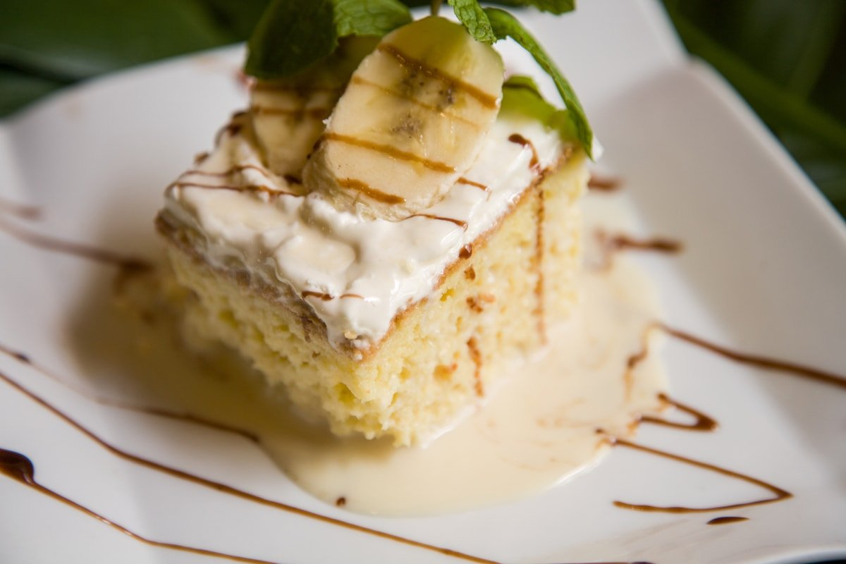Sensationally easy Tres Leches Cake