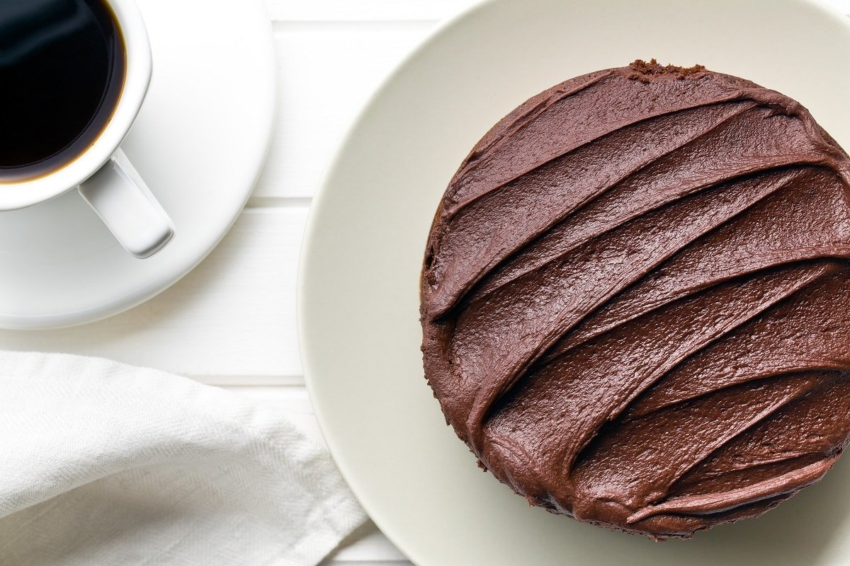 Sensational Dark Chocolate Frosting