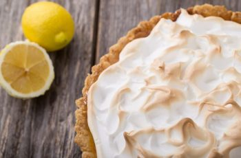 The Best Lemon Meringue Pie With Graham Cracker Crust