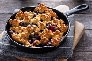 Best Bramble Berry Fruit Cobbler Recipe Ever