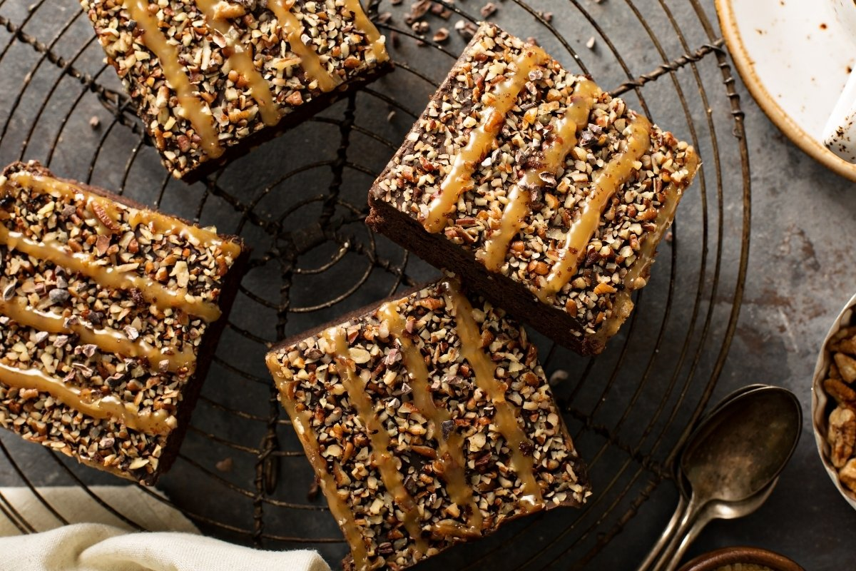 Sensational and Fudgy Brownies to Make at Home