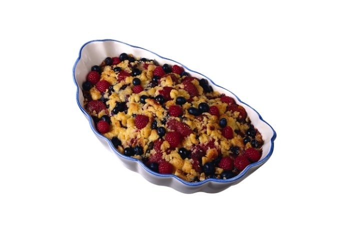 spread your mixed berries