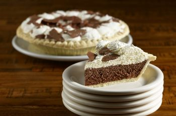 Pleasant-tasting French Silk Pie Without Raw Eggs