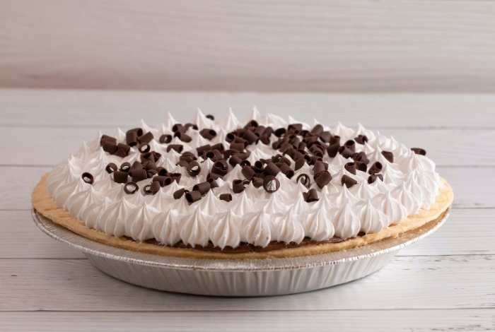 Topping - French Silk Pie