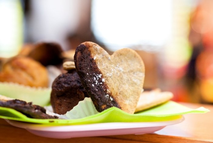 Vegan Cookies without Butter - Serve and Enjoy