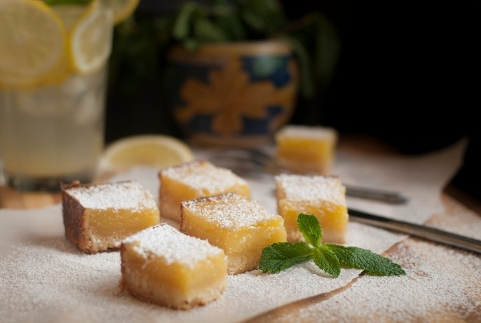Advantages Of Freezing Lemon Bars
