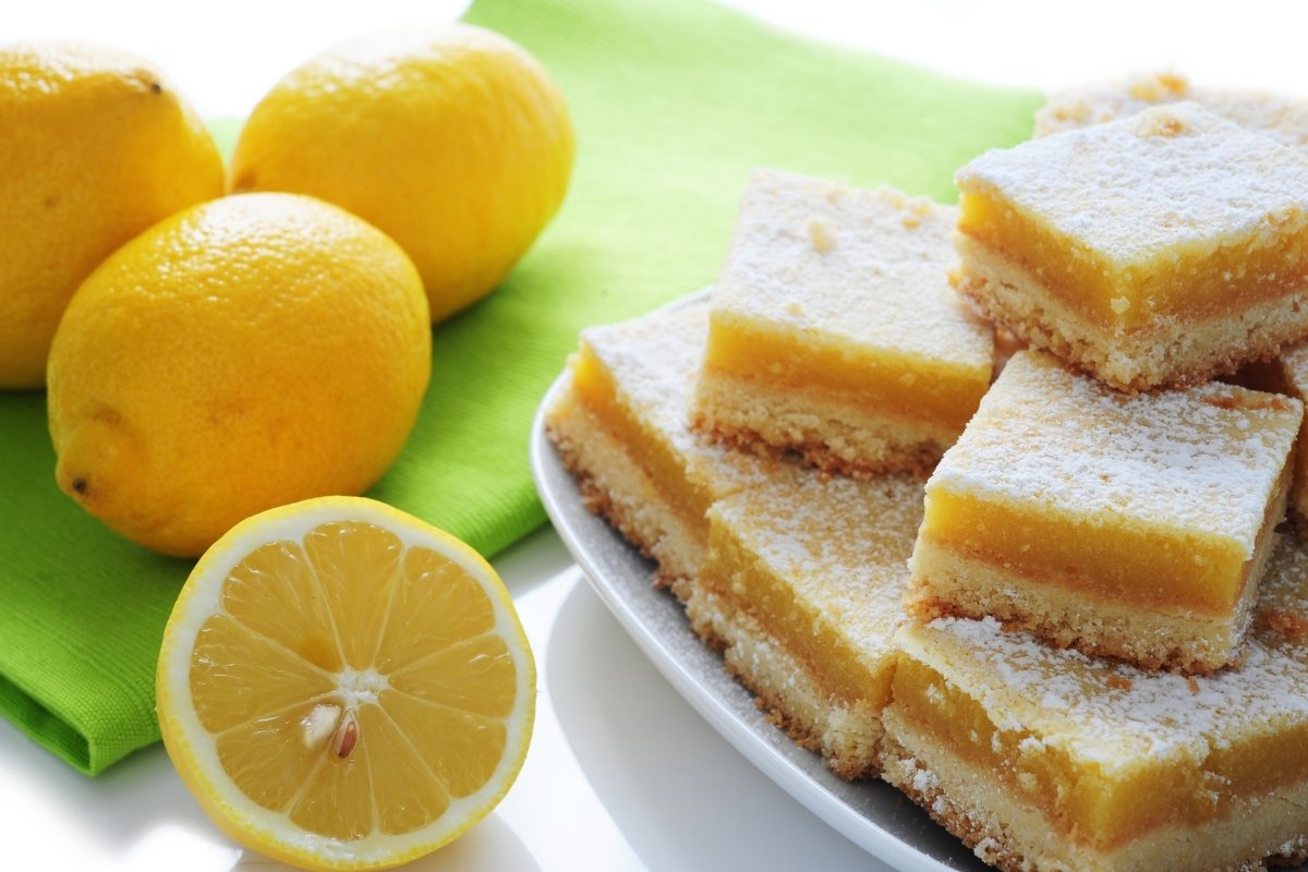 Can You Freeze Lemon Bars - Homemade Lemon Bar Recipe