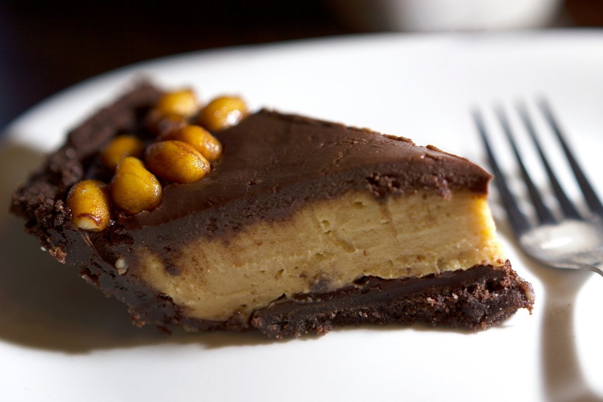 Choc-Peanut Butter Pie Recipe