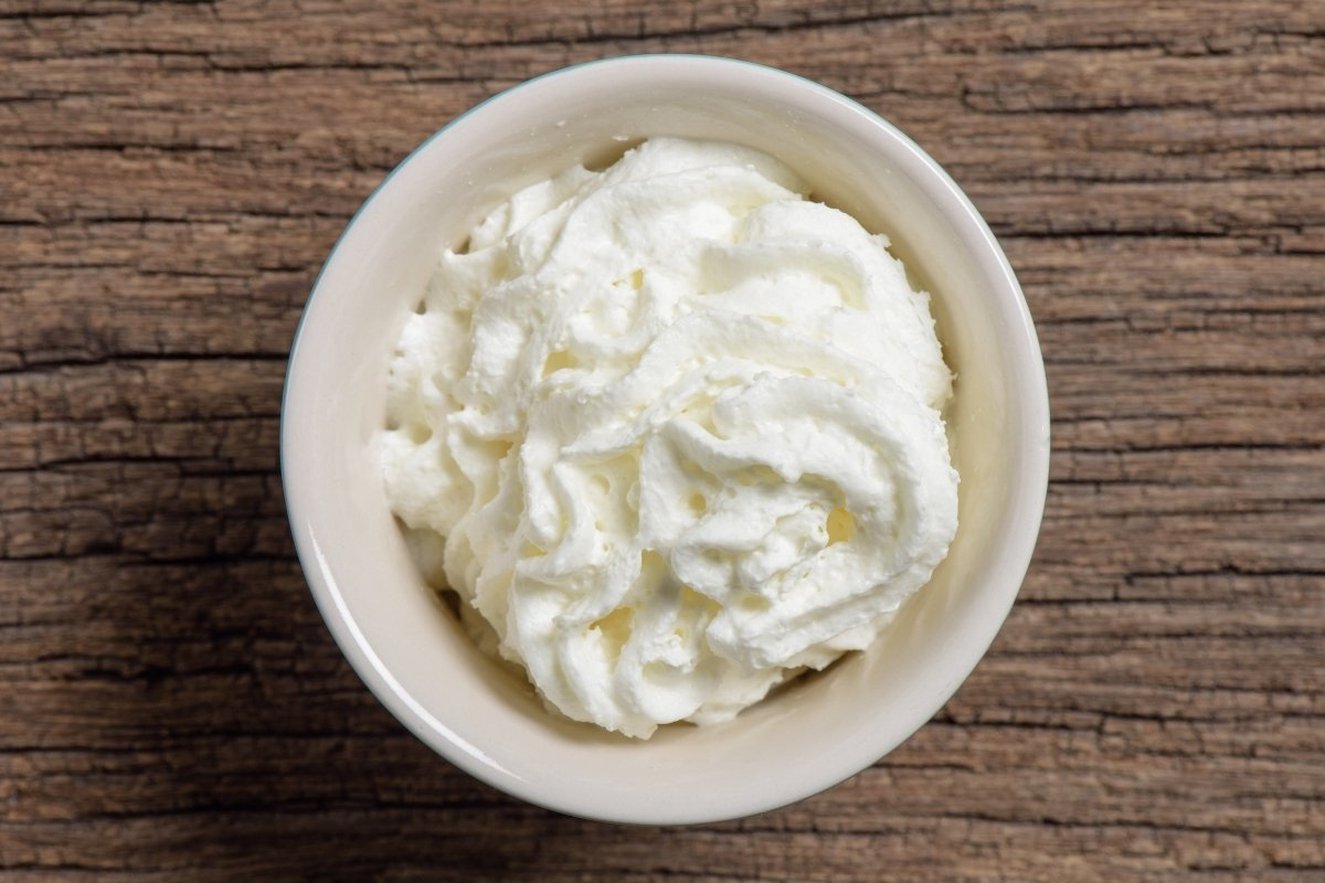 How To Make Whipped Cream Out Of Milk