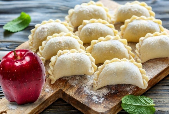 What To Do With Pie Crusts - Apple Pie Dumplings