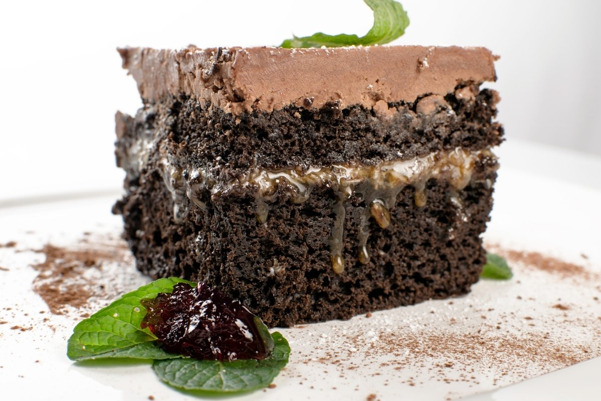 German Chocolate Cake Frosting Sweetened With Condensed Milk