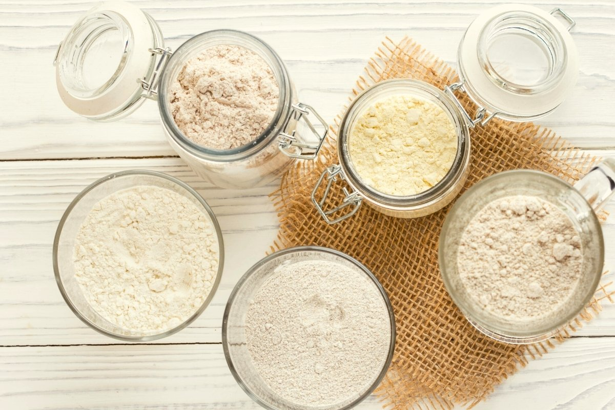 Substitution For Pastry Flour