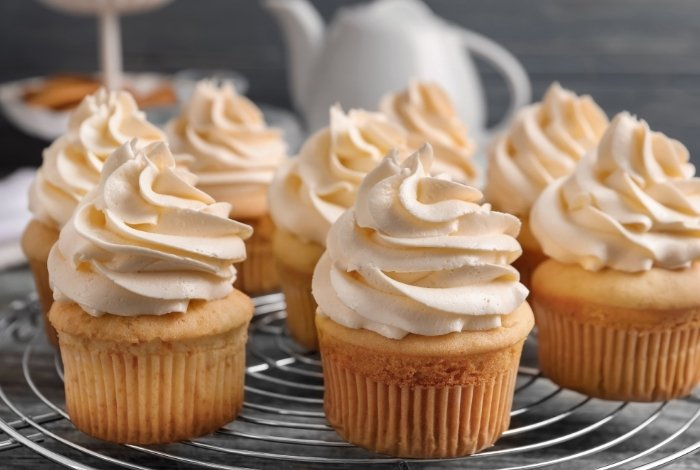 Add Whipped Topping to Make Store-bought Frosting Better