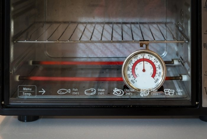 Bake At The Right Temperature