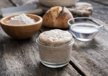 Can You Use Bleached Flour For Sourdough Starter