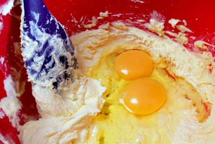 Eggs and buttermilk