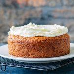 Moist Sour Cream White Cake Recipe From Scratch