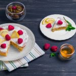 Amazing Lemon Cake with Raspberry Filling From Scratch