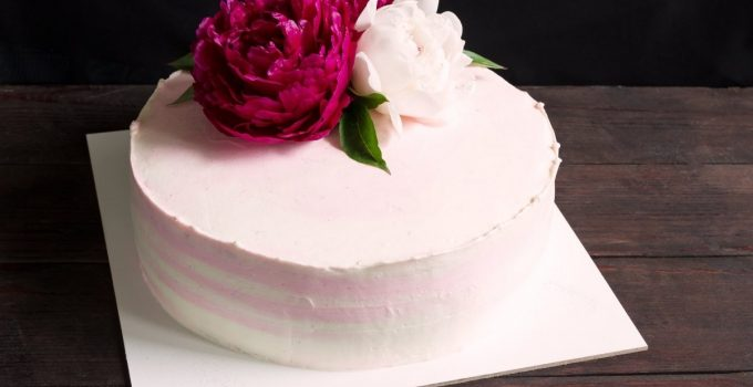 Fresh Flowers Safe For Cake Decorating