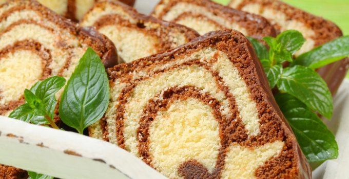 How To Make Marble Cake With Cake Mix