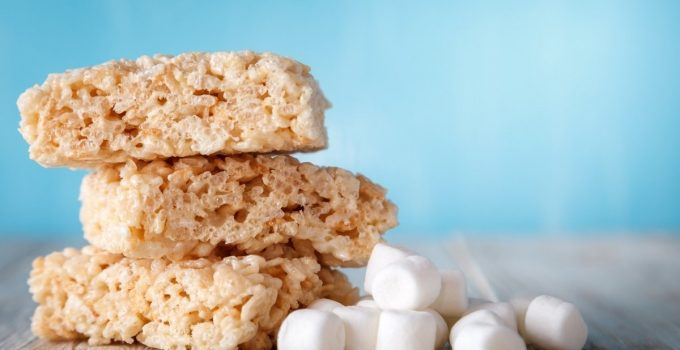 Microwavable Rice Crispy Treats Recipe