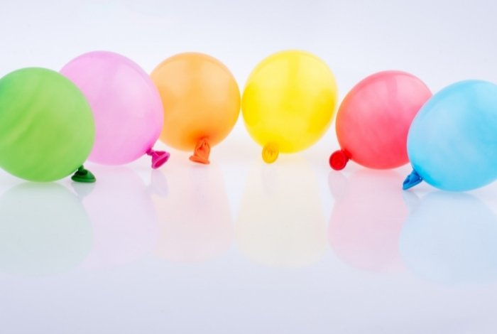 Use Small Balloons for Edible Candy Bubbles