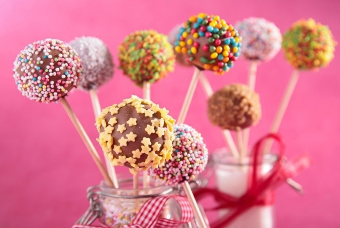 What Are Cake Pops