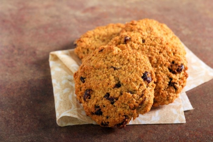 Ready Chick Pea Flour Cookies