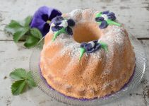 How To Decorate An Angel Food Cake