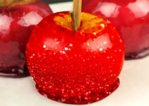 How to Make Edible Glitter for Candy Apples