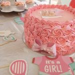 Amazing Cakes For Baby Showers For Girls