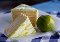 Amazing Key Lime Cake From Scratch