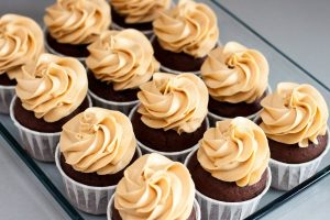 Amazing Peanut Butter Cream Cheese Frosting
