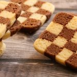 Checkerboard Cake Without Special Pan