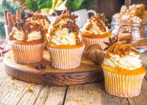 Gingerbread Cupcakes From Cake Mix
