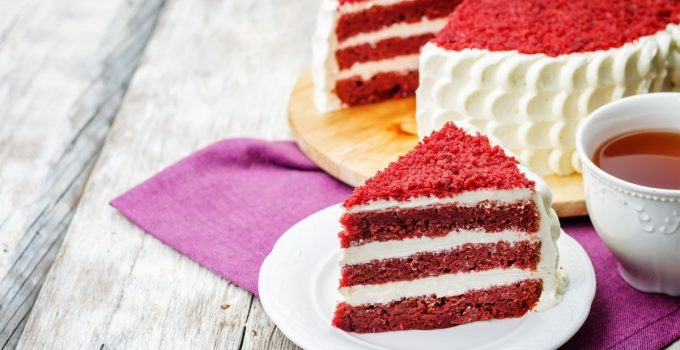 How To Improve Boxed Red Velvet Cake Mix