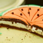 How to Make a Cake That Looks Like a Watermelon