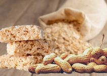 No Bake Cookies With Rice Krispies And Oatmeal